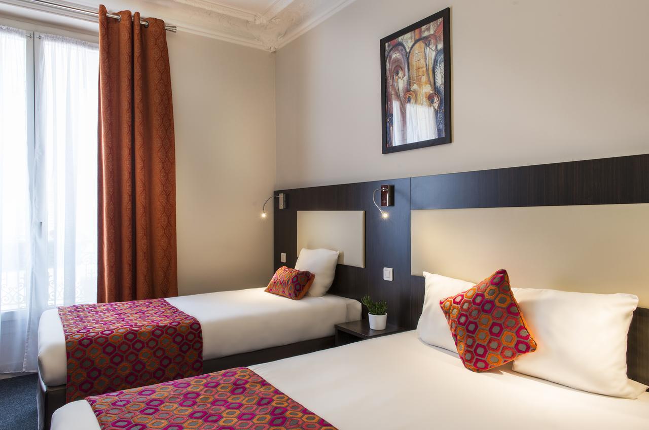 Hotel Corona Rodier (Fransa Paris) - Booking dedans Salon De Jardin Corona