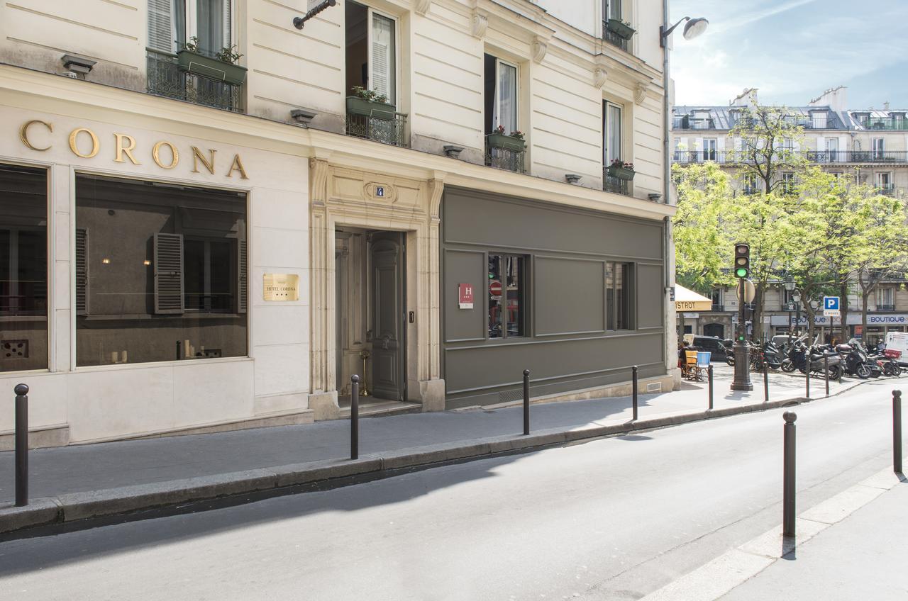 Hotel Corona Rodier (Fransa Paris) - Booking intérieur Salon De Jardin Corona