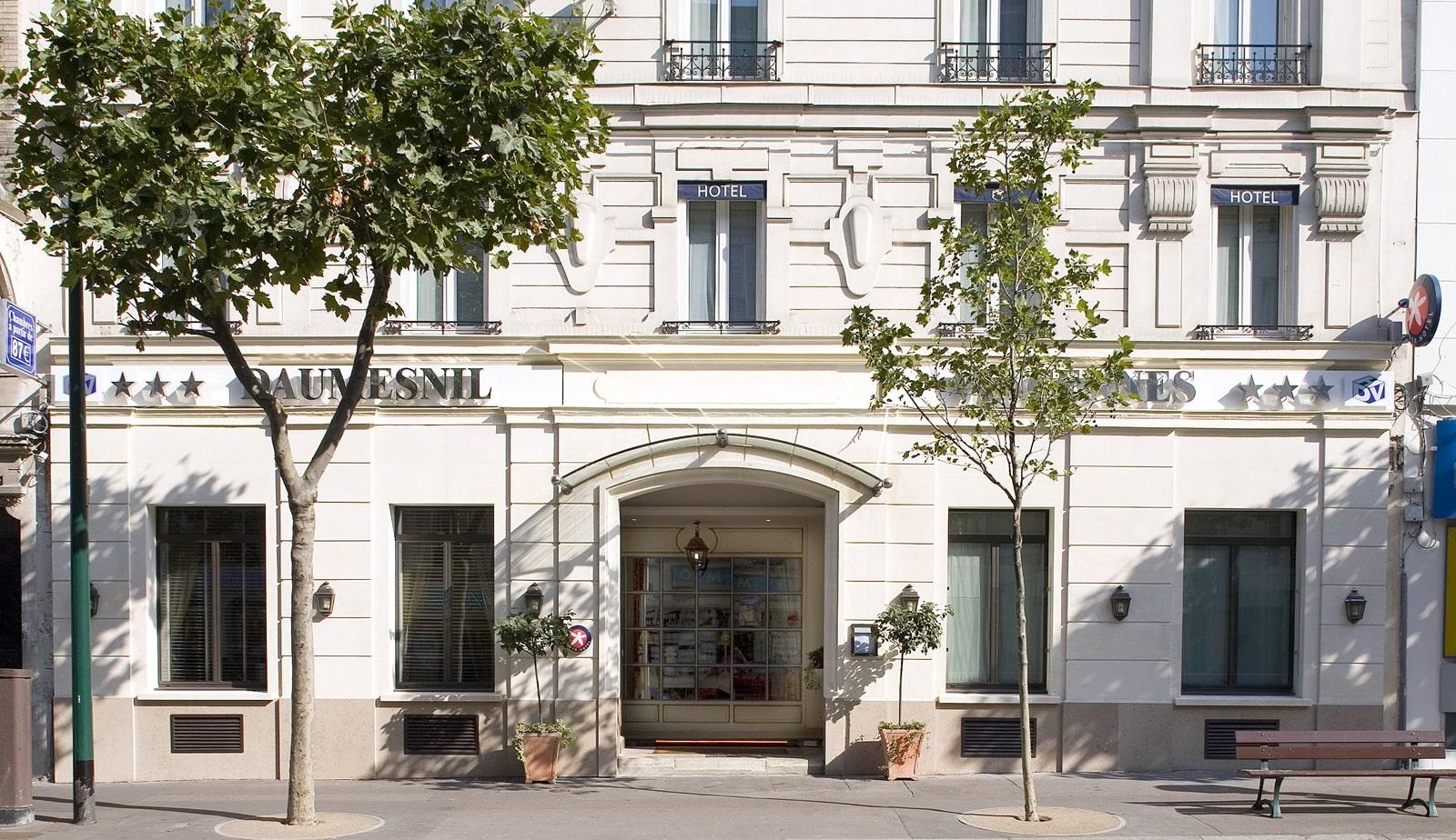 Hôtel Daumesnil Vincennes À Vincennes : Val-De-Marne Tourisme serapportantà Hotel Des Jardins Vincennes