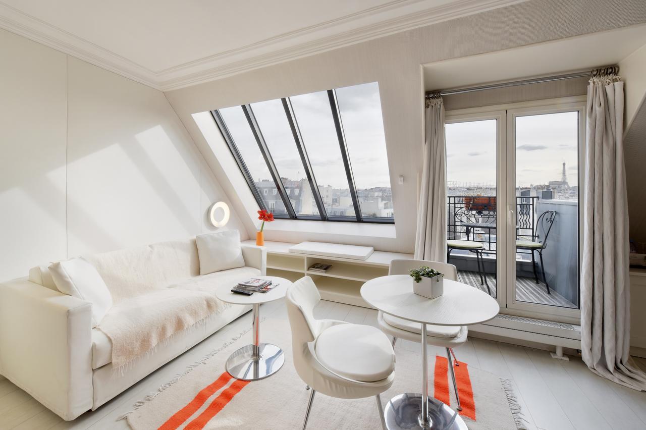 Hôtel De Banville (Fransa Paris) - Booking tout Salon Jardin Alice Garden
