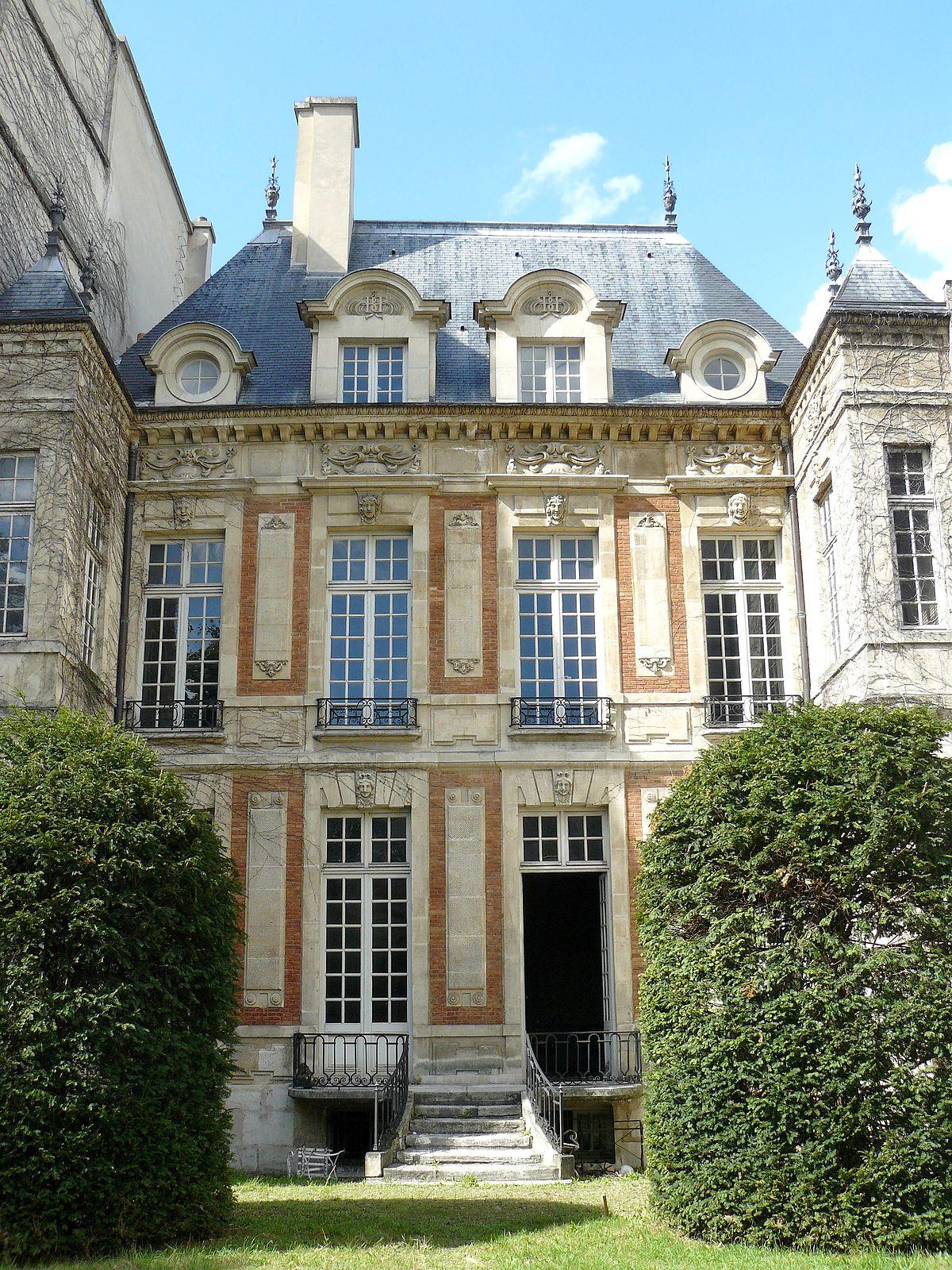 Hôtel De Chalon-Luxembourg - Wikidata pour Hotel Jardin Du Luxembourg