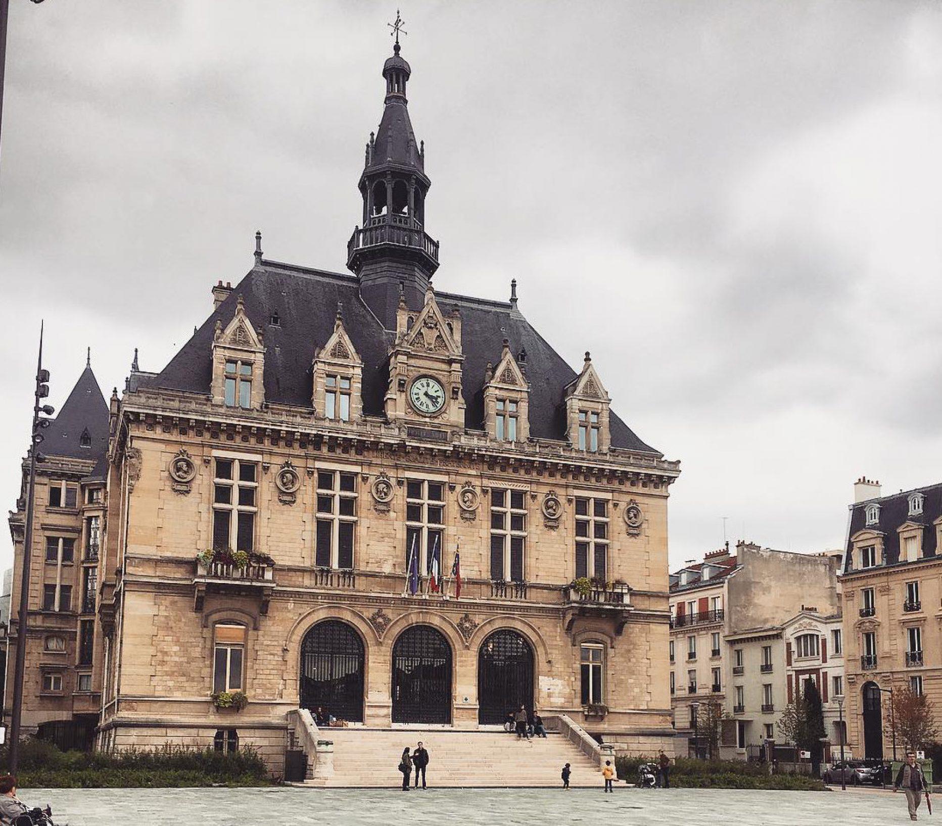 Hôtel De Ville / Mairie De Vincennes À Paris En Métro à Hotel Des Jardins Vincennes