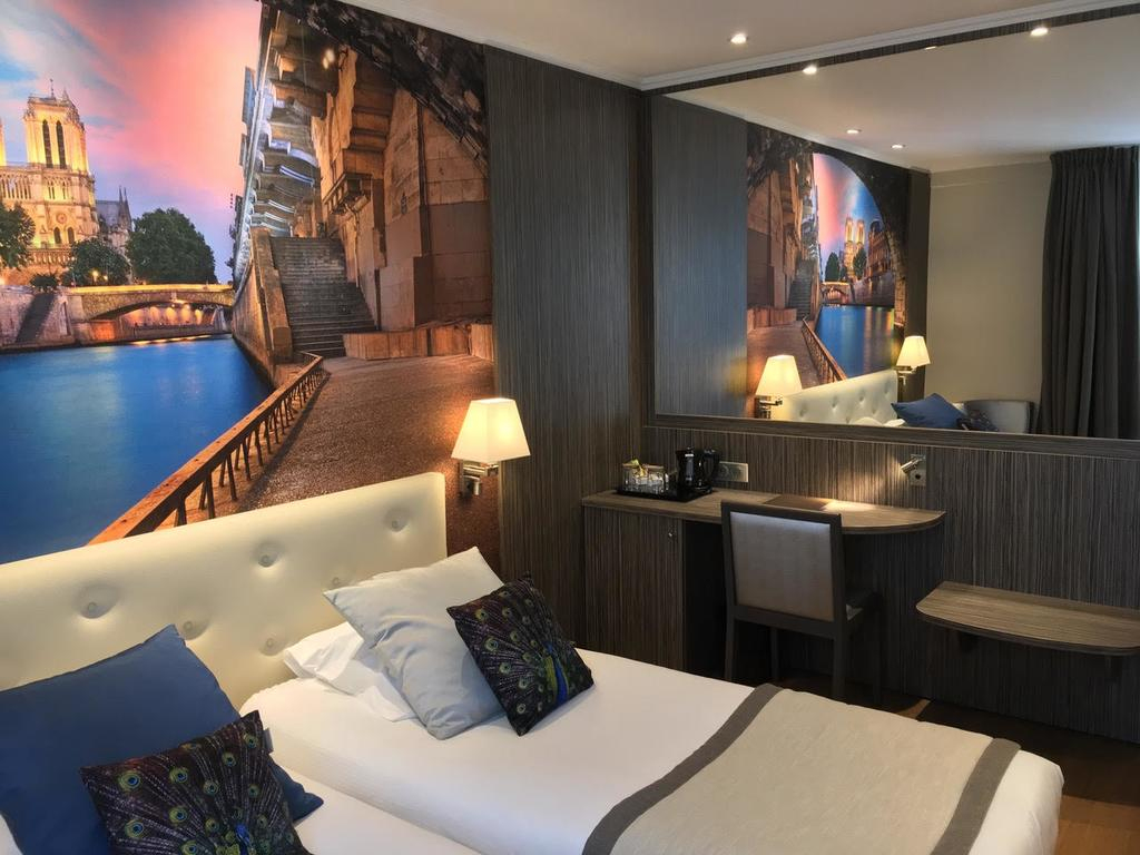 Hôtel Du Home Moderne (Fransa Paris) - Booking intérieur Hotel Des Jardins Vincennes