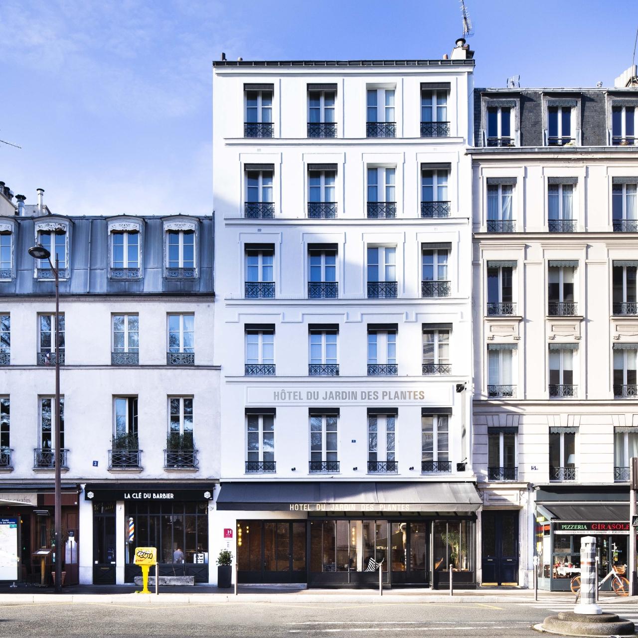 Hôtel Du Jardin Des Plantes - 3 Hrs Star Hotel In Paris (Île ... intérieur Timhotel Jardin Des Plantes Hotel Paris