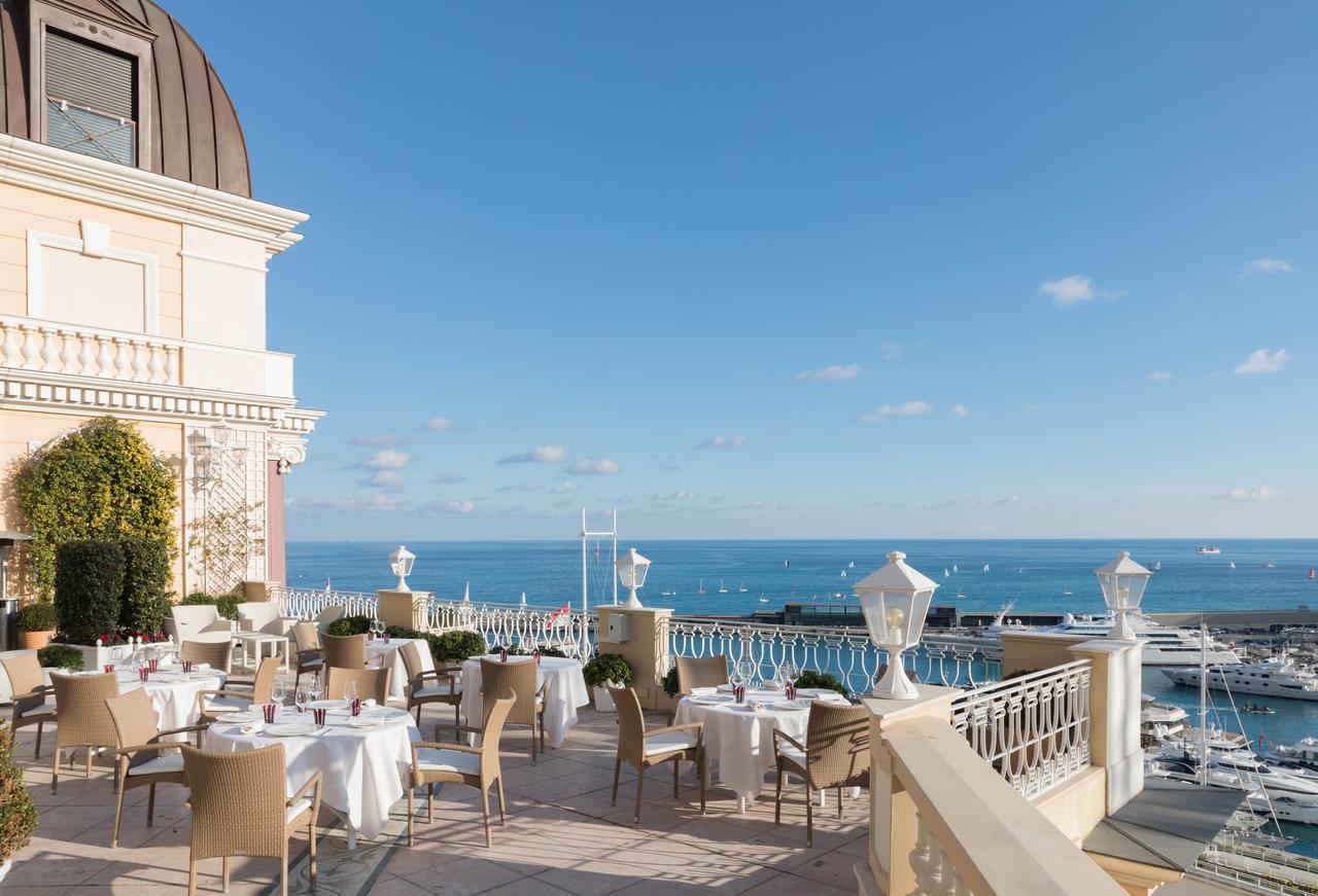 Hotel Hermitage Monte-Carlo Monte Carlo <| à Salon De Jardin Monaco