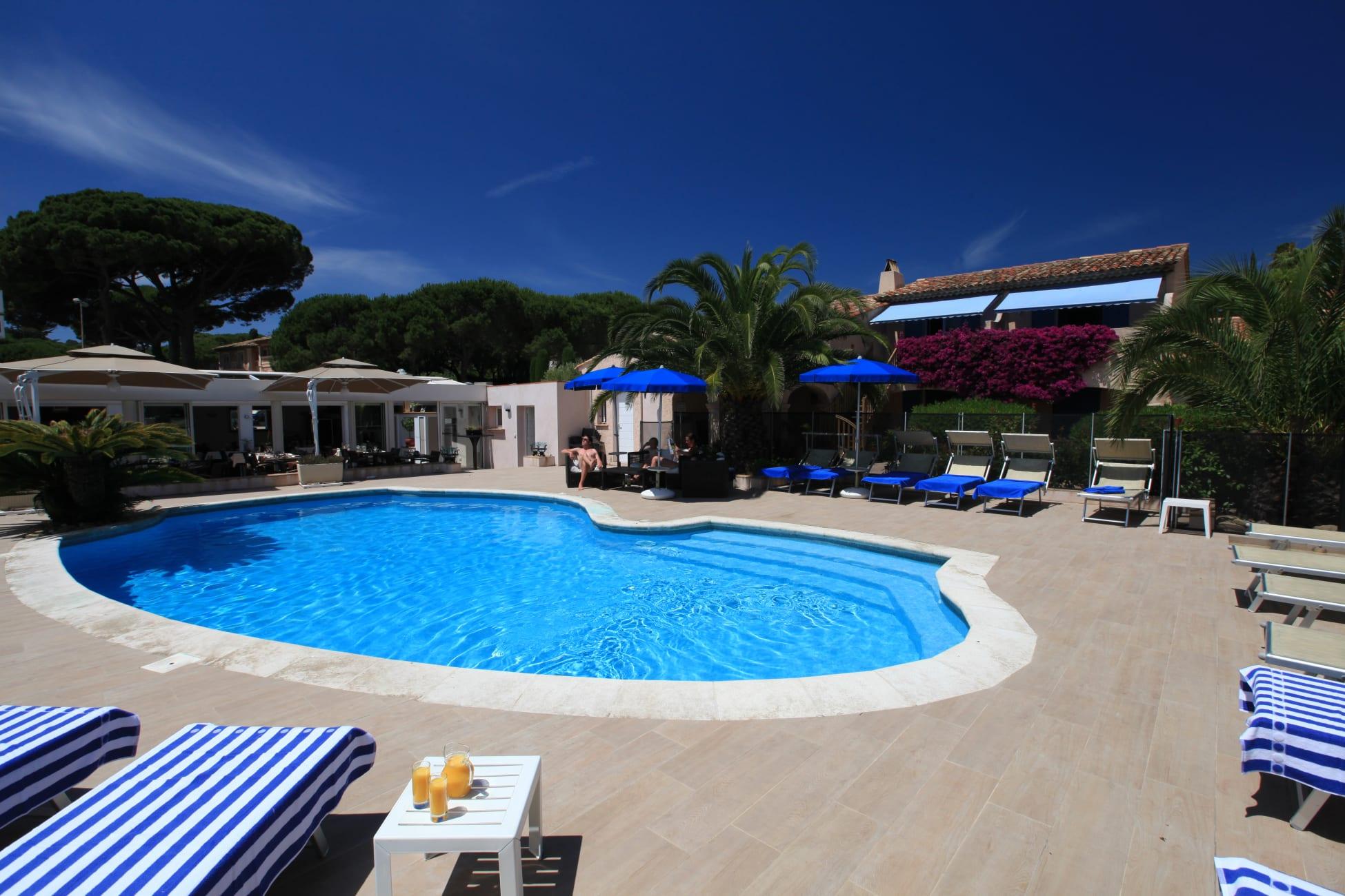 Hotel Hôtel Les Santolines, Sainte-Maxime - Trivago intérieur Hotel Les Jardins De Sainte Maxime