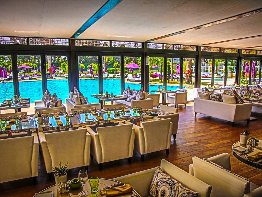 Hotel In Rabat - Sofitel Rabat Jardin Des Roses - All avec Super U Salon De Jardin