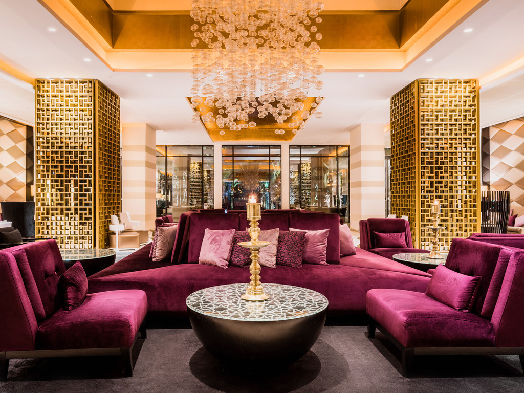 Hotel In Rabat - Sofitel Rabat Jardin Des Roses - All intérieur Table Jardin Super U