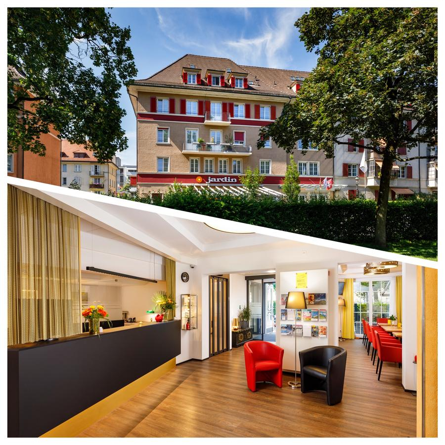 Hotel Jardin Bern, Switzerland - Booking à Pralin Jardin