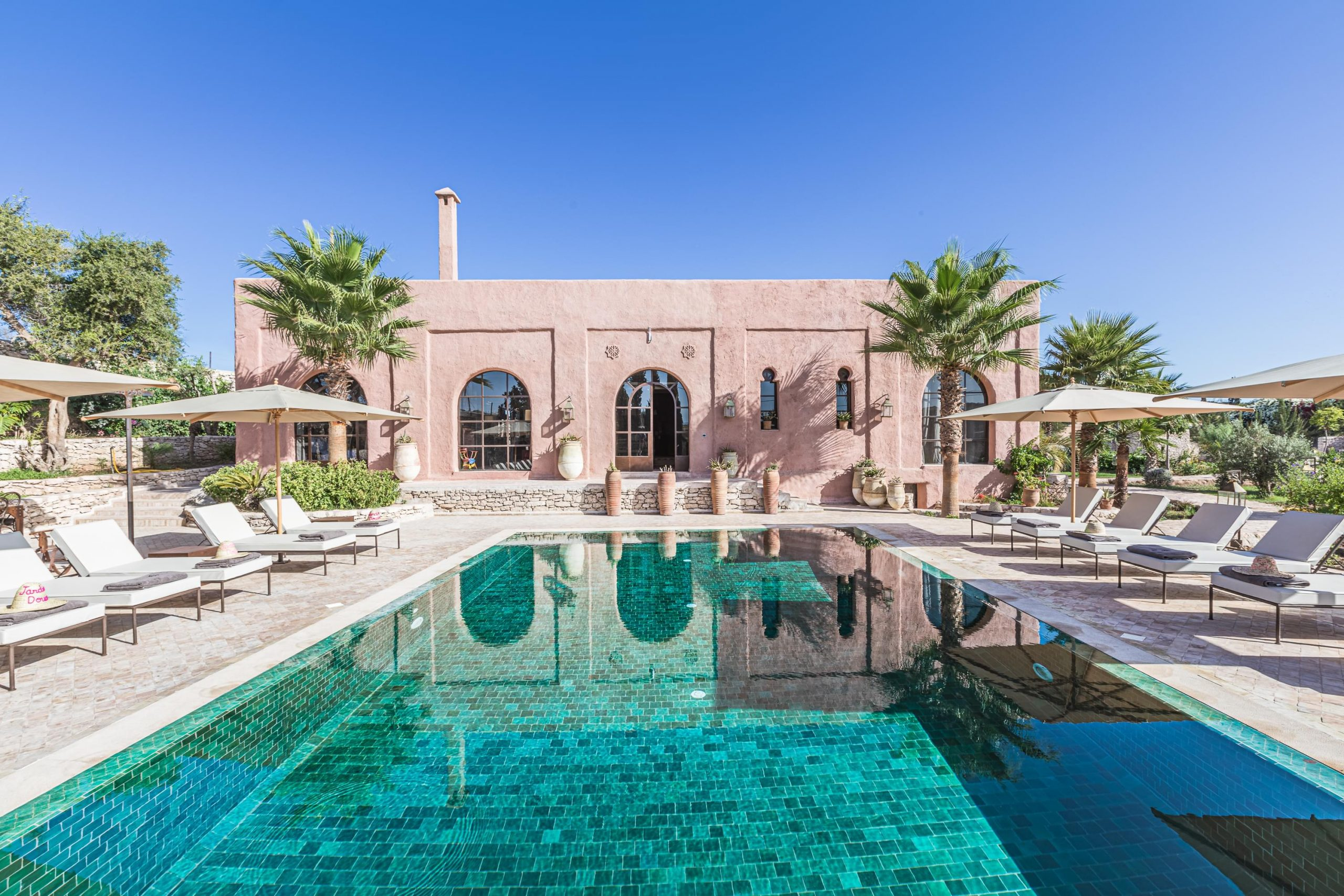 Hotel Jardin Des Douars   Luxury Villa In Essaouira ... serapportantà Les Jardins Des Villas