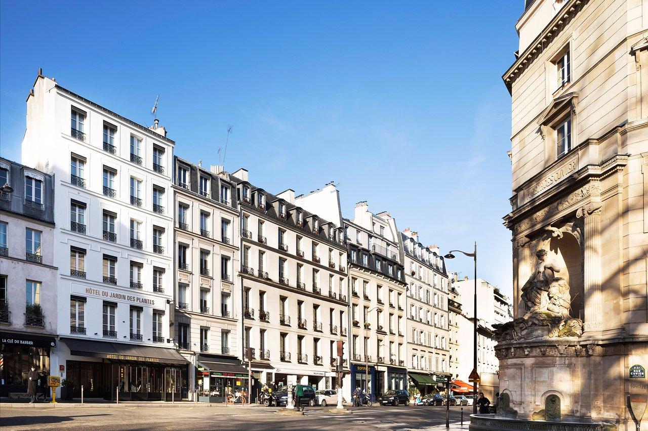Hotel Jardin Des Plantes $127 ($̶1̶6̶9̶) - Prices & Reviews ... serapportantà Timhotel Jardin Des Plantes Hotel Paris