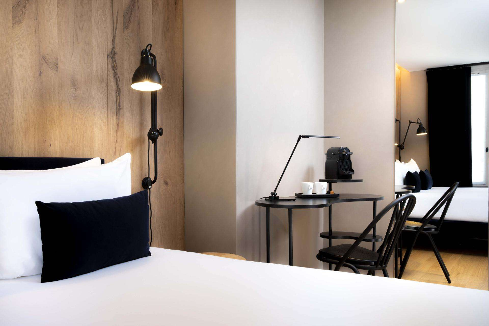 Hotel Jardin Des Plantes | Latin Quarter | Rooms tout Timhotel Jardin Des Plantes Hotel Paris