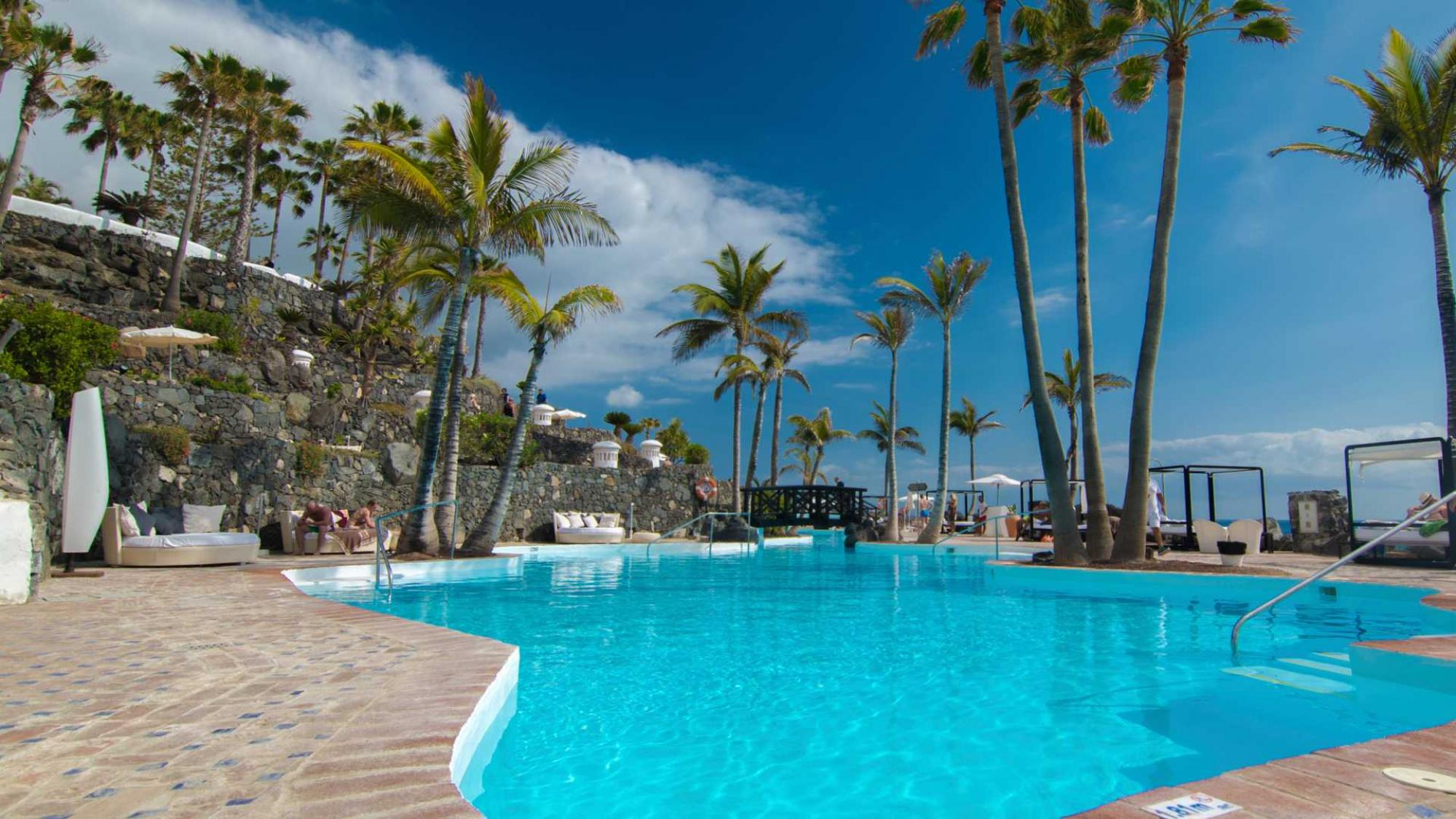 Hotel Jardin Tropical, Book Your Golf Trip In Tenerife pour Hotel Jardin Tropical Tenerife