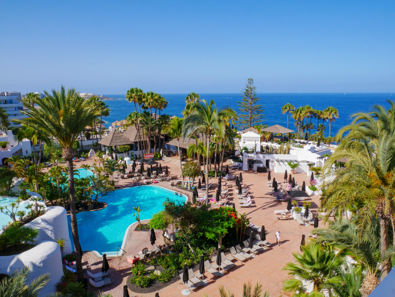 Hotel Jardín Tropical - Tenerife Magazine dedans Jardin Tropical Tenerife