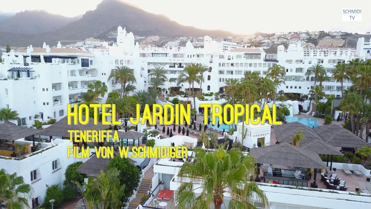 Hotel Jardin Tropical Teneriffa avec Jardin Tropical Tenerife