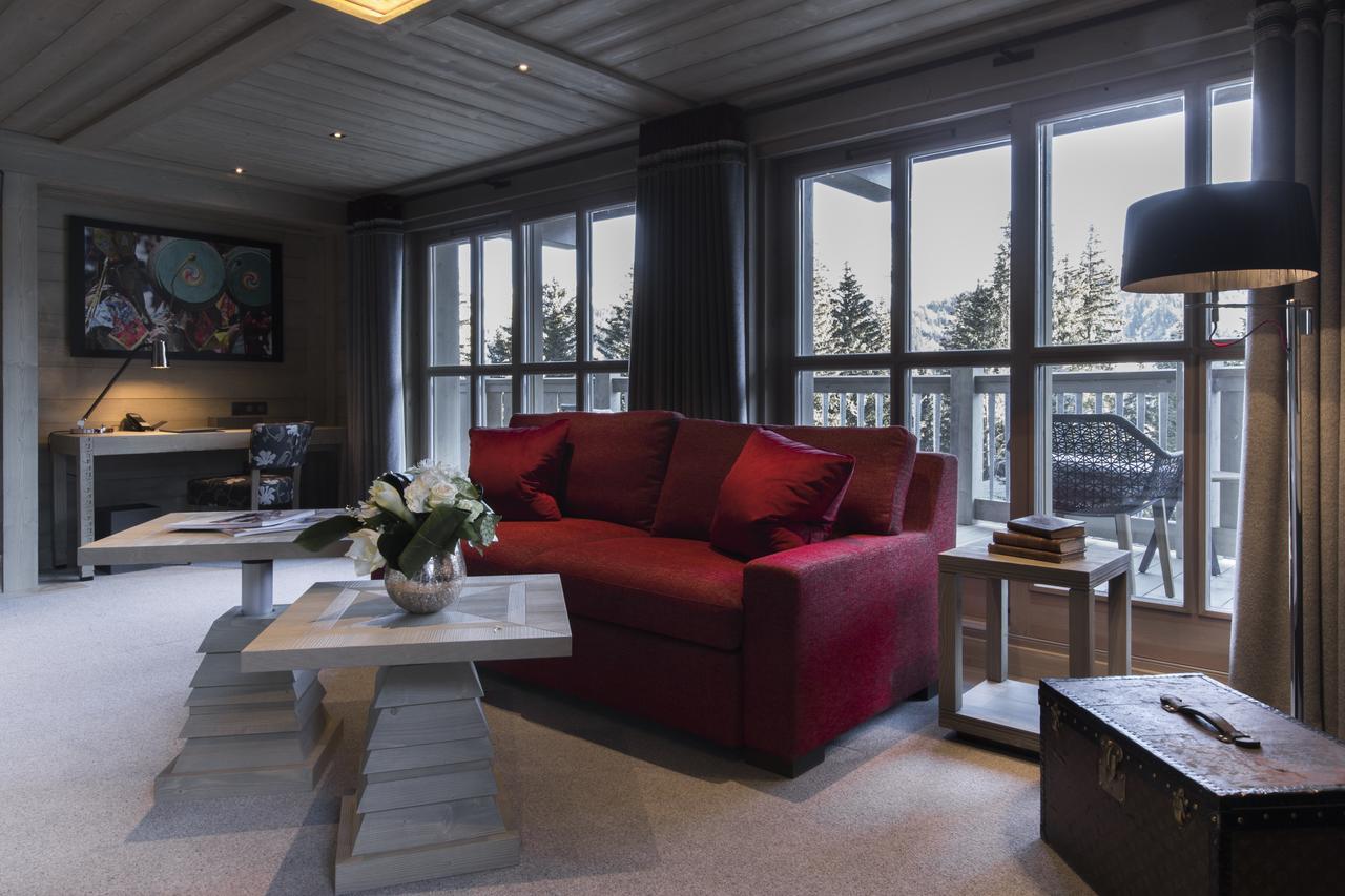 Hotel Le K2 Altitude (Fransa Courchevel) - Booking tout Salon De Jardin But
