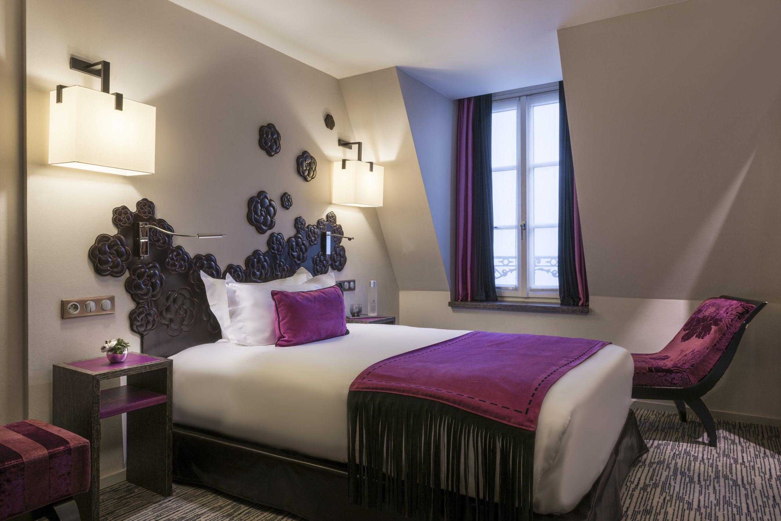 Hotel Les Jardins De La Villa   4 Star Hotel Rooms   Rooms ... tout Hotel Jardins De La Villa