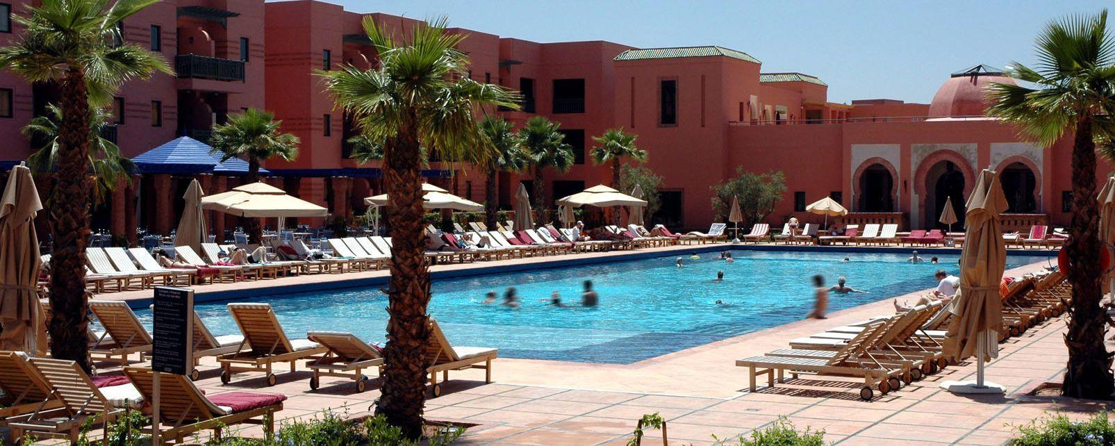 Hôtel Les Jardins De L'agdal Marrakech - Marrakech ... dedans Les Jardins De L Agdal Hotel & Spa