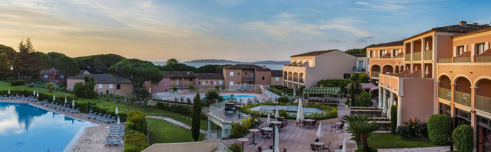 Hôtel Les Jardins De Sainte-Maxime 3* - Sainte-Maxime, France serapportantà Hotel Les Jardins De Sainte Maxime