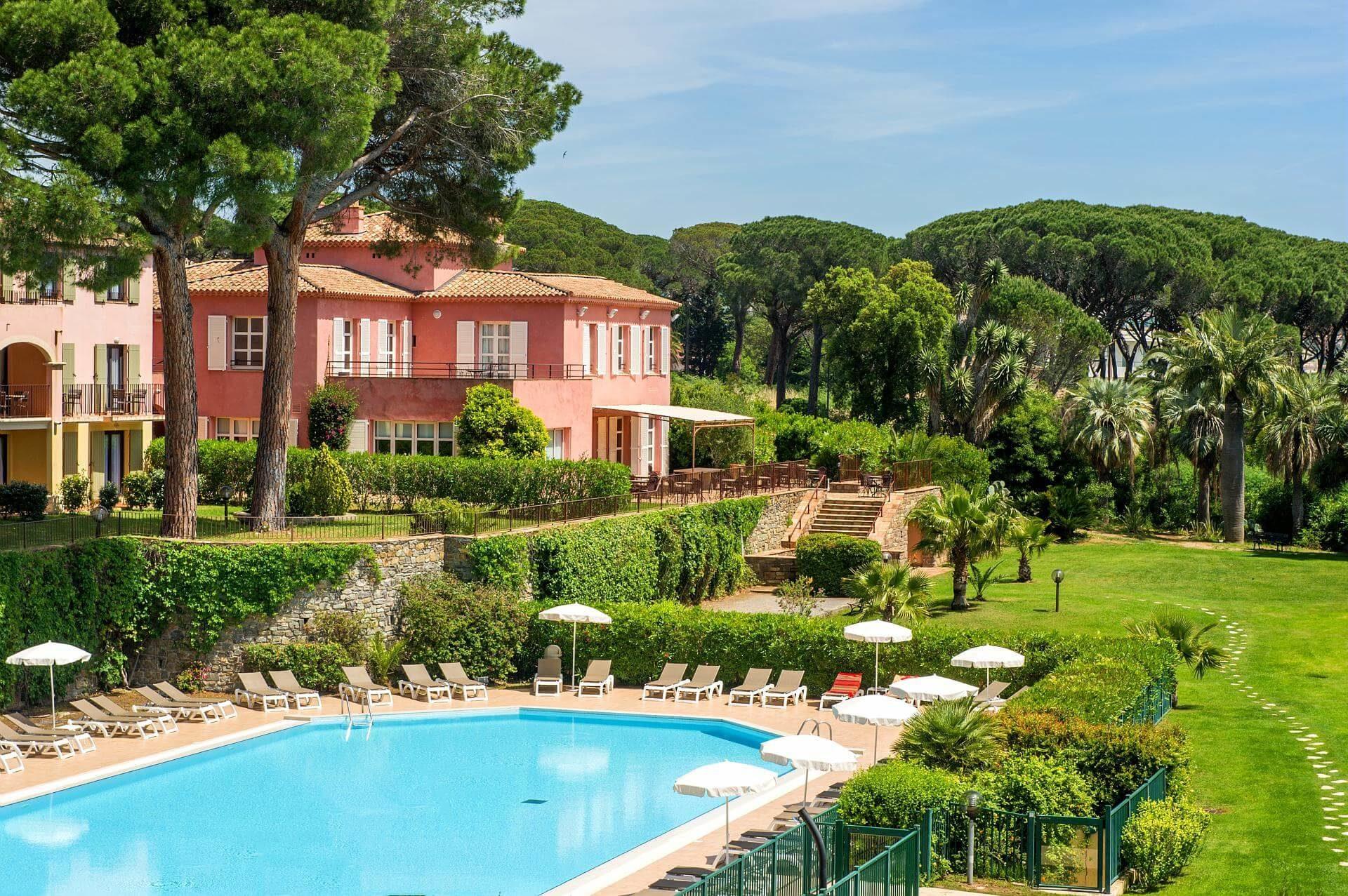 Hôtel Les Jardins De Sainte-Maxime - Seminaire Collection avec Hotel Les Jardins De Sainte Maxime