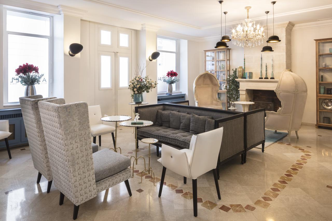 Hotel Malte - Astotel (Fransa Paris) - Booking destiné Salon De Jardin Sophie