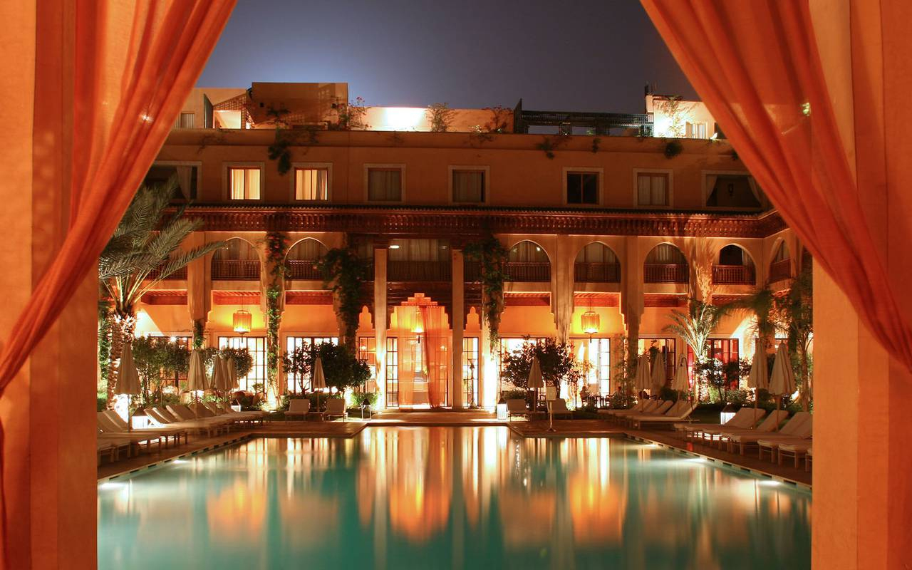 Hotel Marrakech Photos | Les Jardins De La Koutoubia destiné Jardin De La Koutoubia
