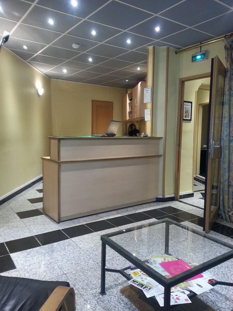 Hotel Trianon Vincennes - Fransa concernant Hotel Des Jardins Vincennes