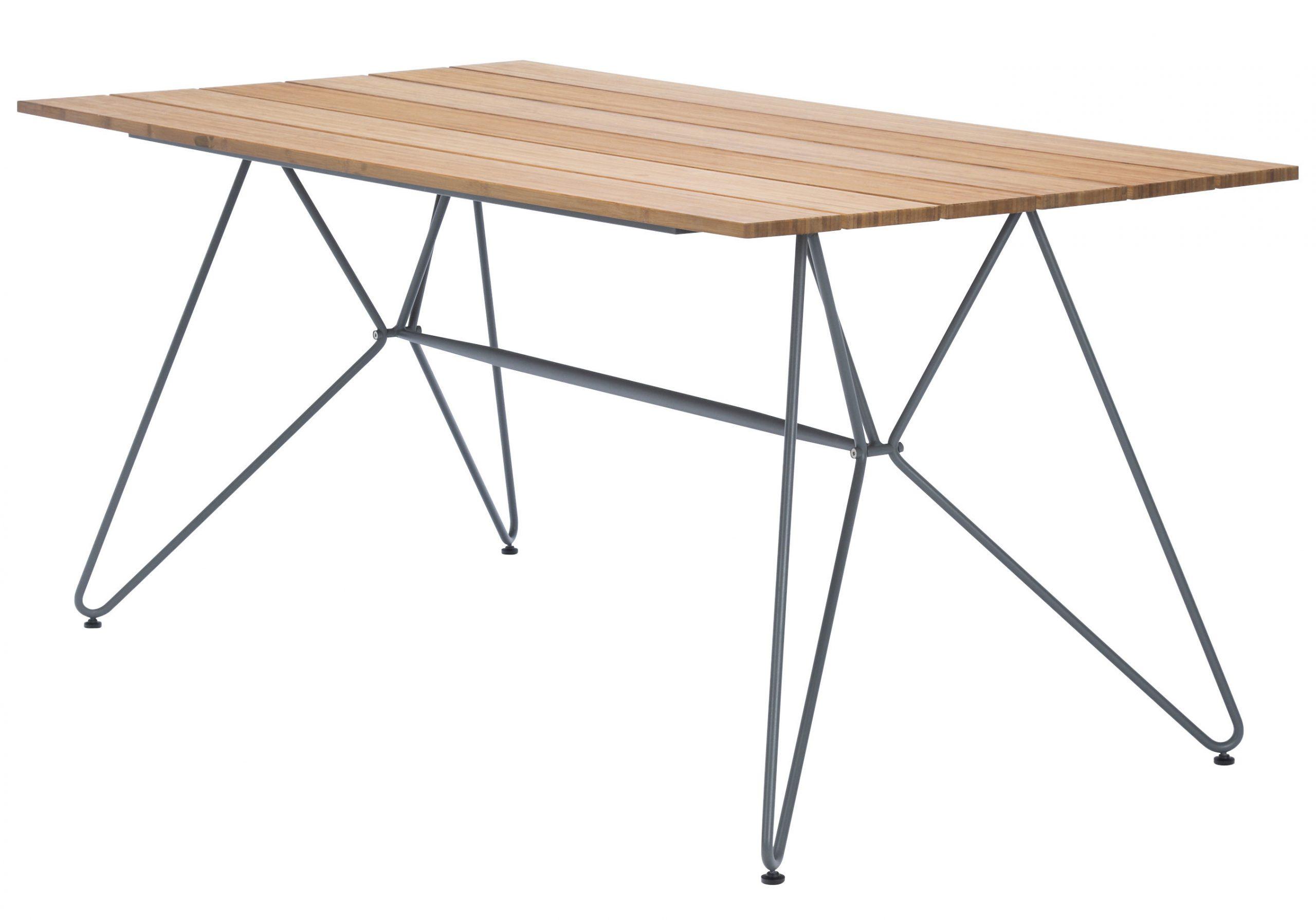 Houe – Sketch Outdoor Table – Design Henrik Pedersen intérieur Houe De Jardin