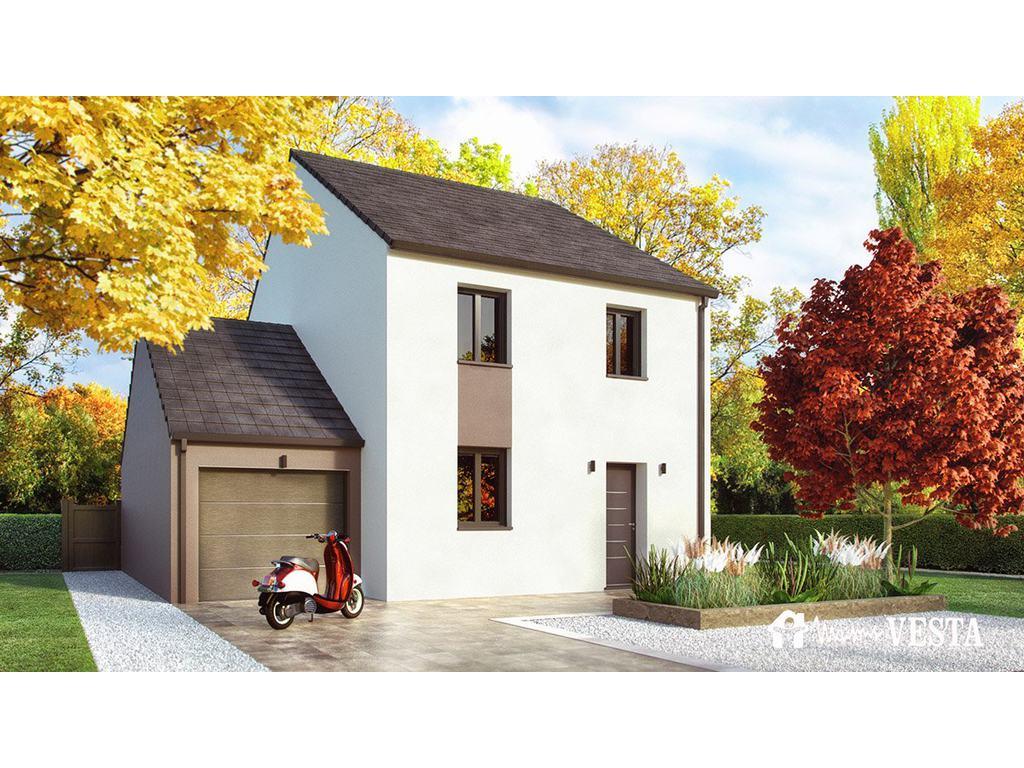 House 3 Rooms For Sale In Courcelles-Chaussy (France) - Ref ... destiné Cora Salon De Jardin