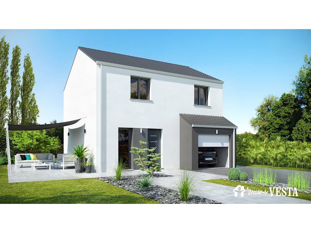 House 3 Rooms For Sale In Louvigny (France) - Ref. 12Gep ... pour Studio De Jardin Habitable