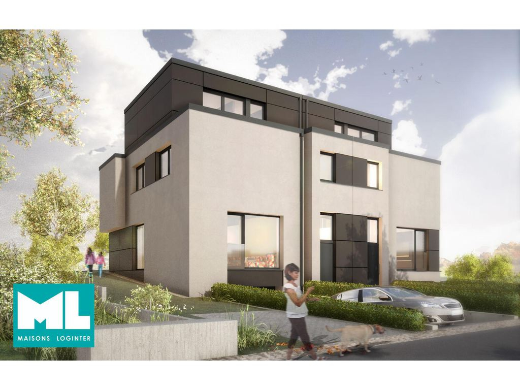 House 4 Rooms For Sale In Mamer (Luxembourg) - Ref. 129Js ... destiné Cloture Jardin Luxembourg