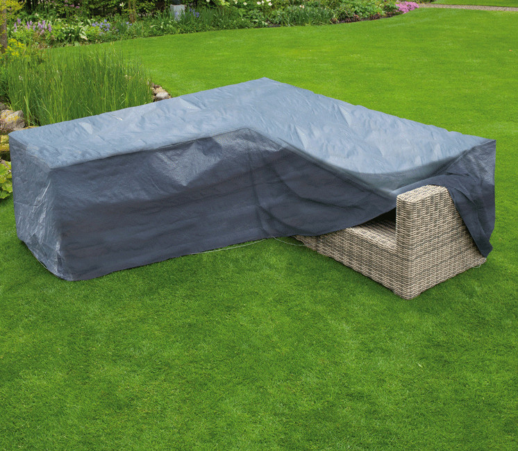 Housse De Protection Pour Canapé D'angle De Jardin intérieur Canapé D Angle De Jardin