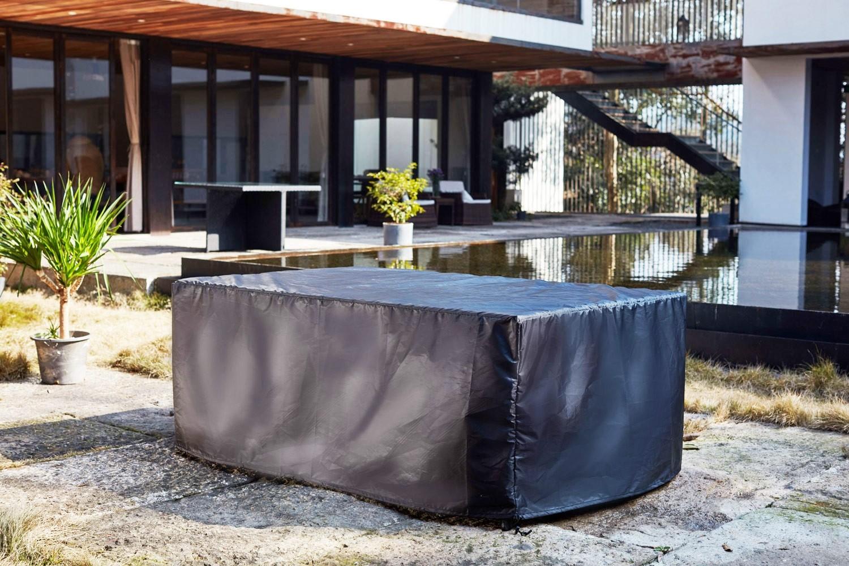 Housse De Salon De Jardin 184X119X70 Cm dedans Bache Protection Salon De Jardin