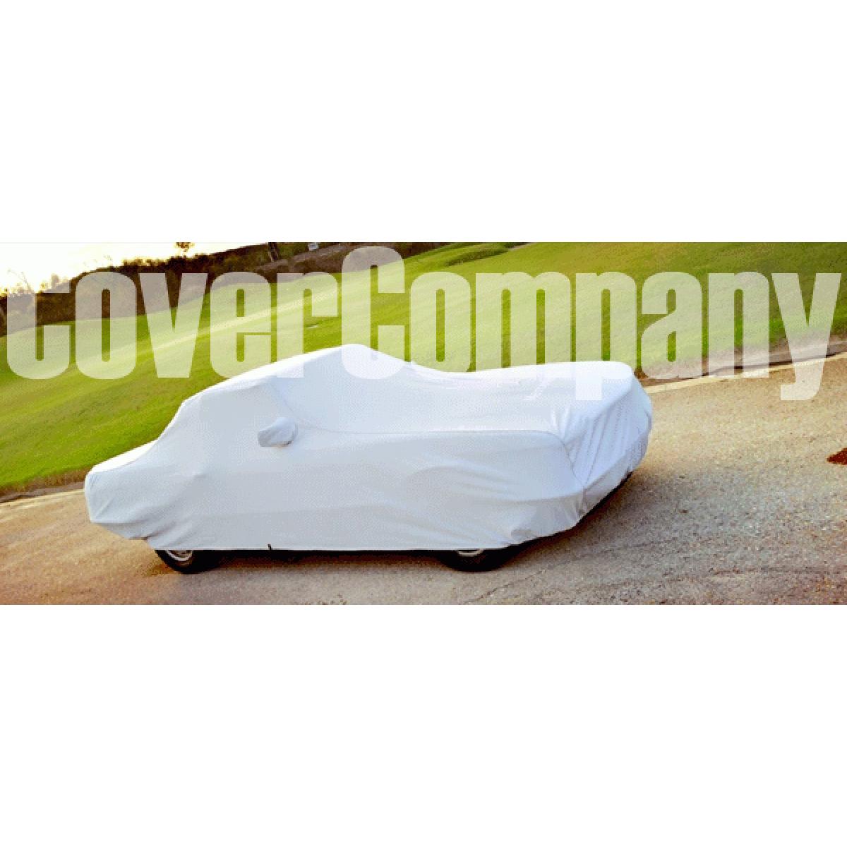 Housse Mercedes Imperméable Sur Mesure - Gamme Platine Extérieure avec Housse De Jardin Sur Mesure