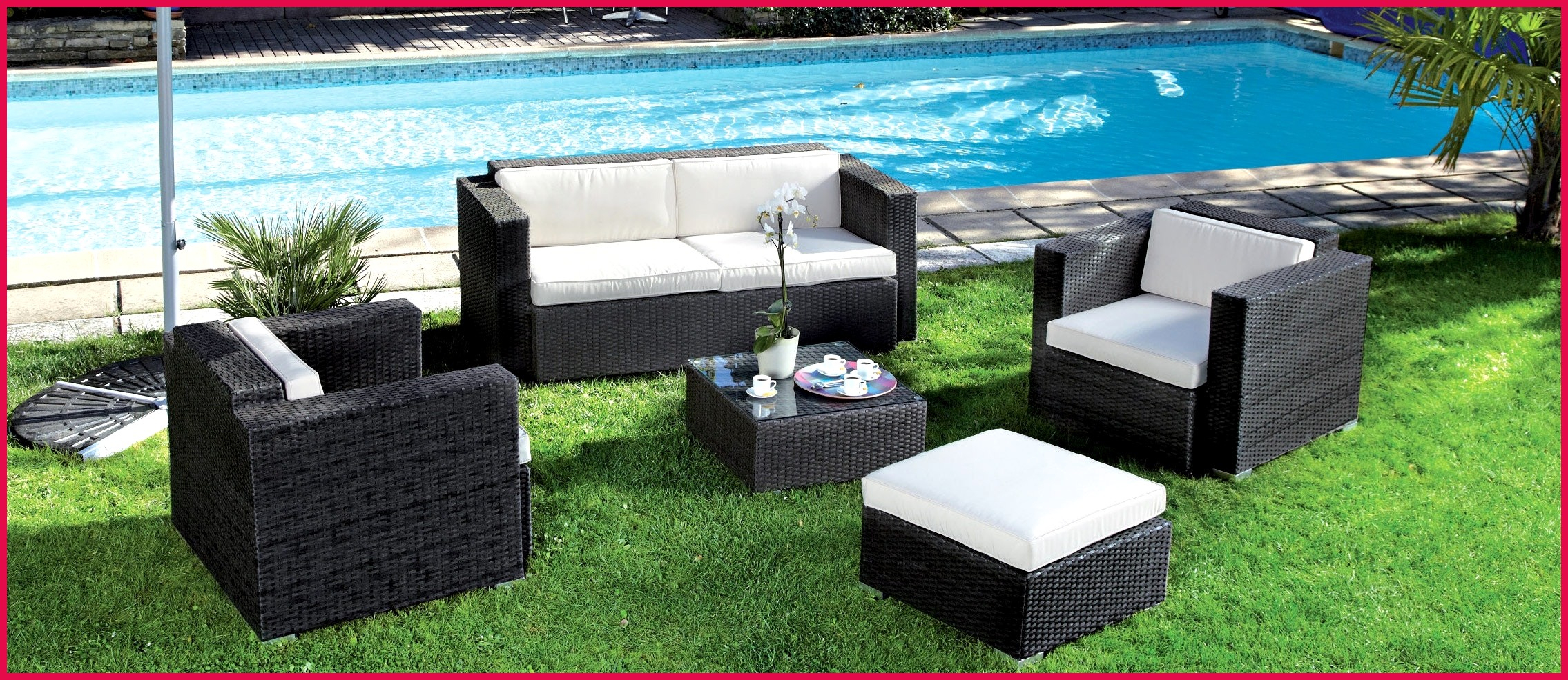 Hyper U Coffre De Rangement | Venus Et Judes avec Salon De Jardin Super U