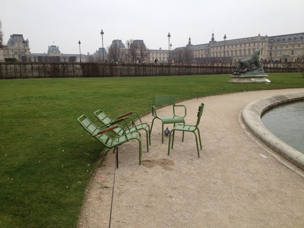 I Like…luxembourg Chairs | Carol Standil Colour & Design tout Fermob Jardin Du Luxembourg