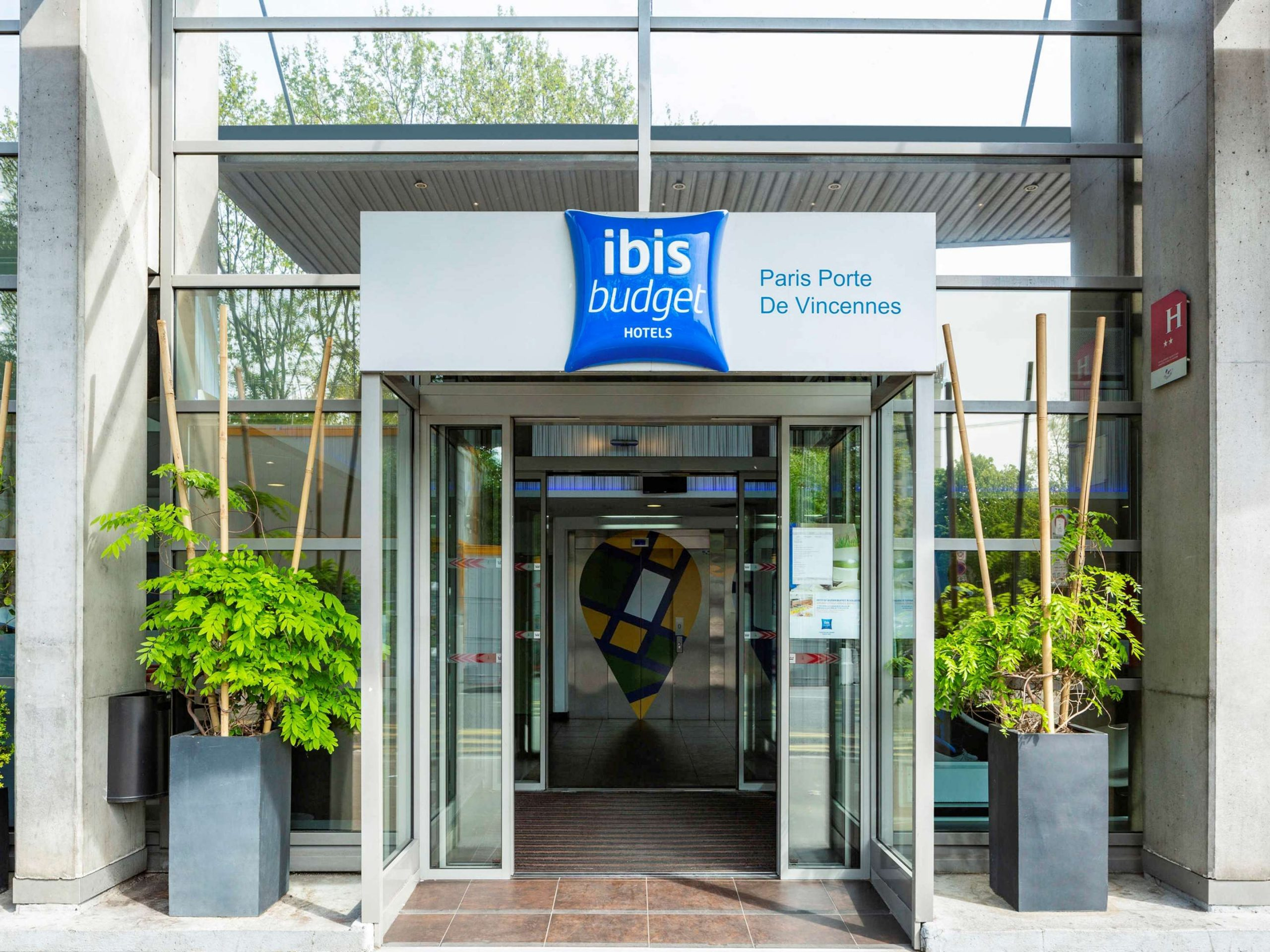 Ibis Budget Paris Porte De Vincennes, Paris Hotel Price ... serapportantà Hotel Des Jardins Vincennes
