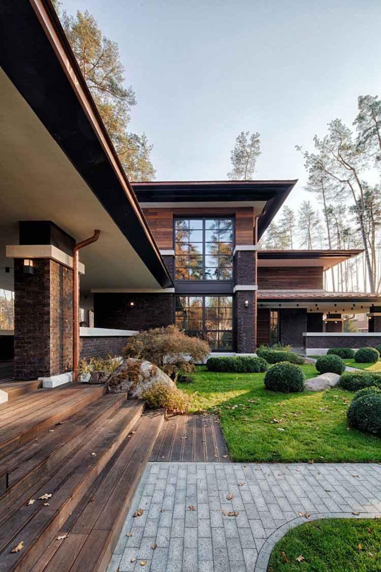 Idée Aménagement Jardin Devant Maison : 50 Idées Pour La ... pour Comment Aménager Son Jardin Devant La Maison