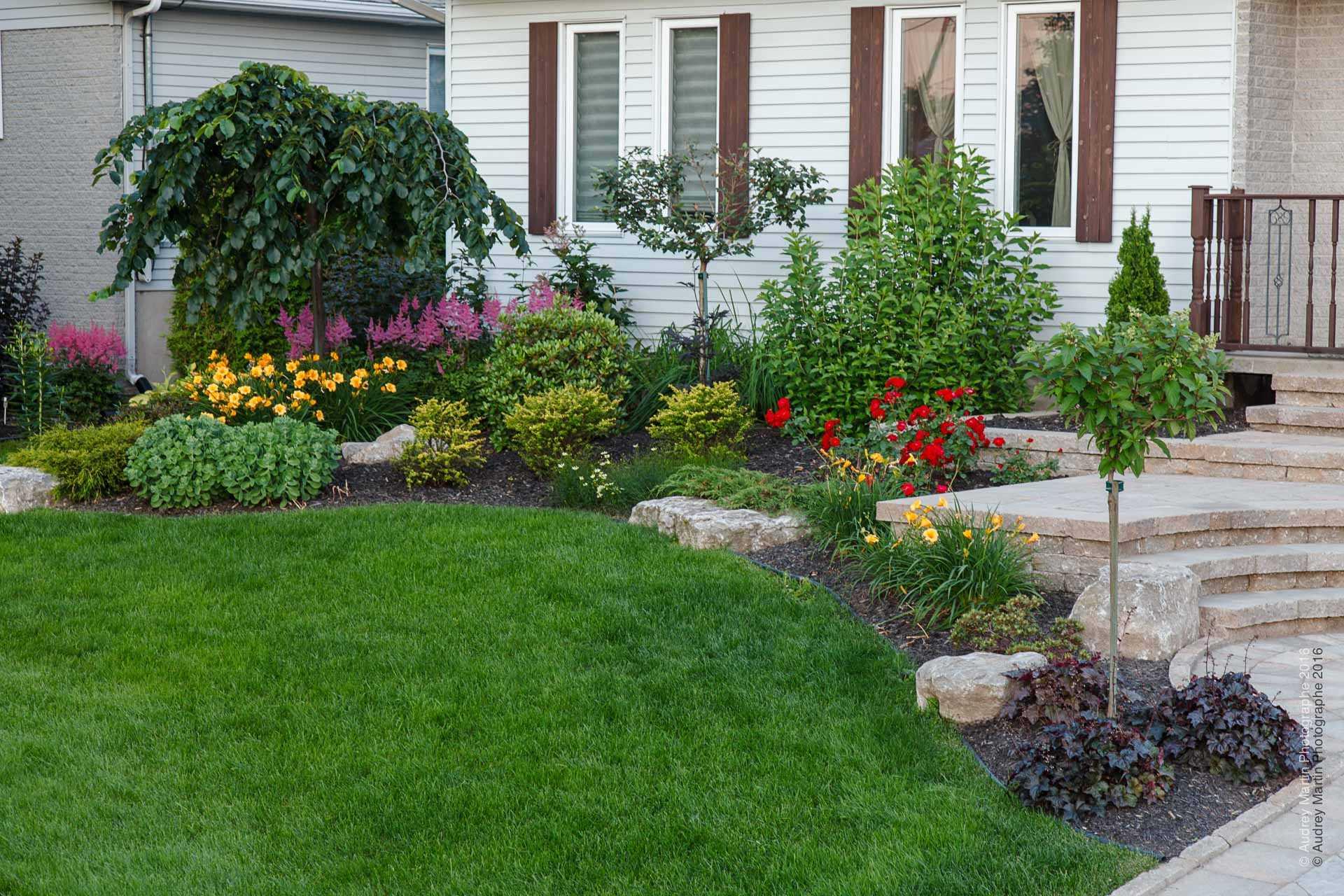 Idee Amenagement Jardin Devant Maison avec Comment Aménager Son Jardin Devant La Maison