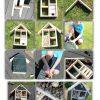 Idée Créative - Faire Soi-Même Une Maison Pour Les Insectes ... tout Decoration De Jardin A Faire Soi Meme