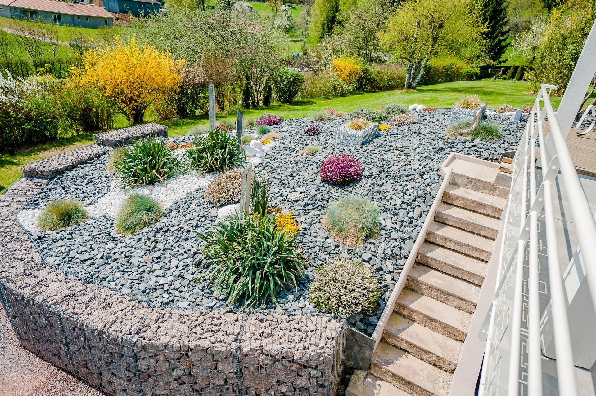 Idée D'aménagement De Jardin Dans Les Vosges - Agrovosges concernant Idée D Aménagement De Jardin