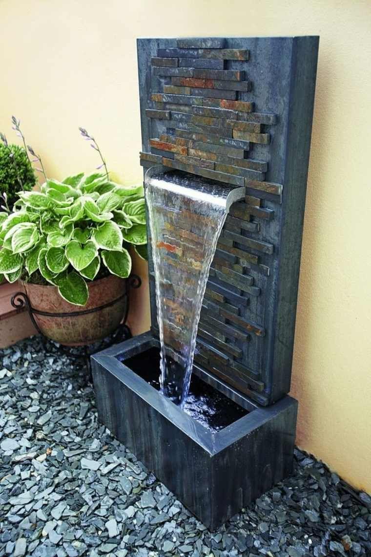 Idée De Fontaine Pour Le Jardin Zen | Deco Jardin Zen ... encequiconcerne Fontaine Exterieure De Jardin
