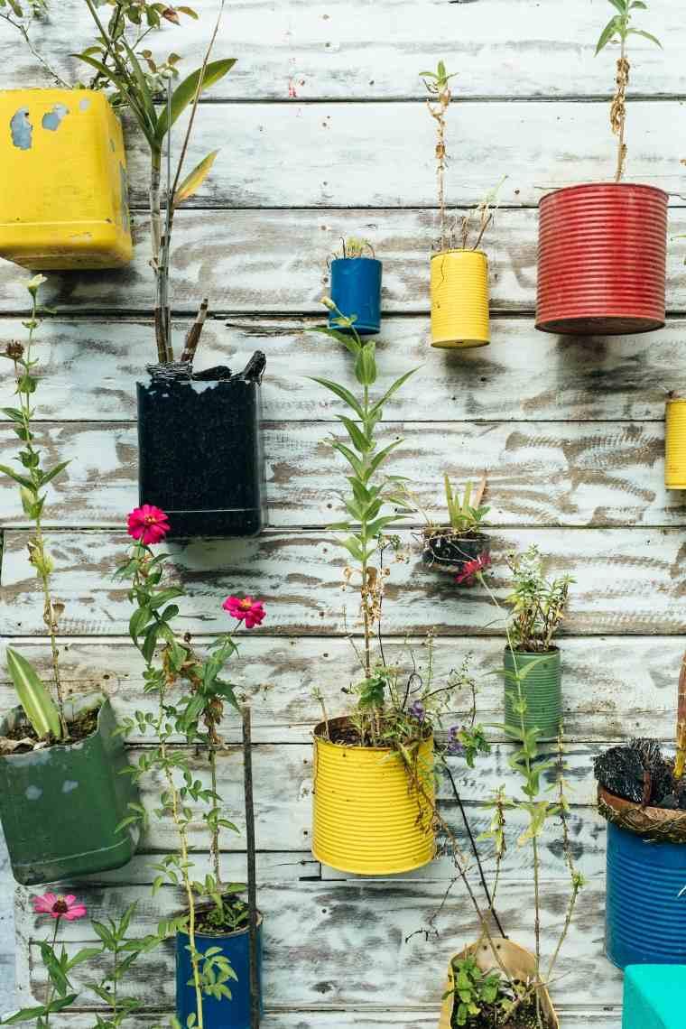 Idée Déco Jardin À Faire Soi-Même. En Choisiriez-Vous ? Vous ... à Decoration De Jardin A Faire Soi Meme