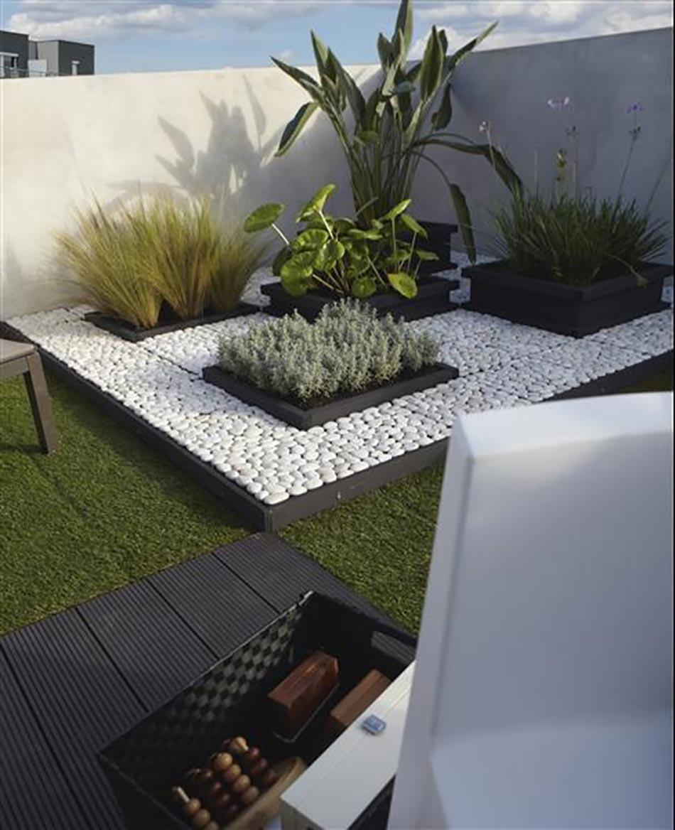 Idées Créatives Pour Un Jardin Paysagiste Unique | Design Feria encequiconcerne Idee Amenagement Jardin Zen