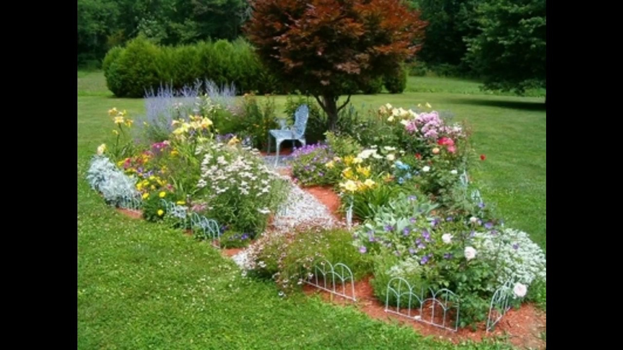 Idées D'aménagement De Jardins Floraux - concernant Idée D Aménagement De Jardin