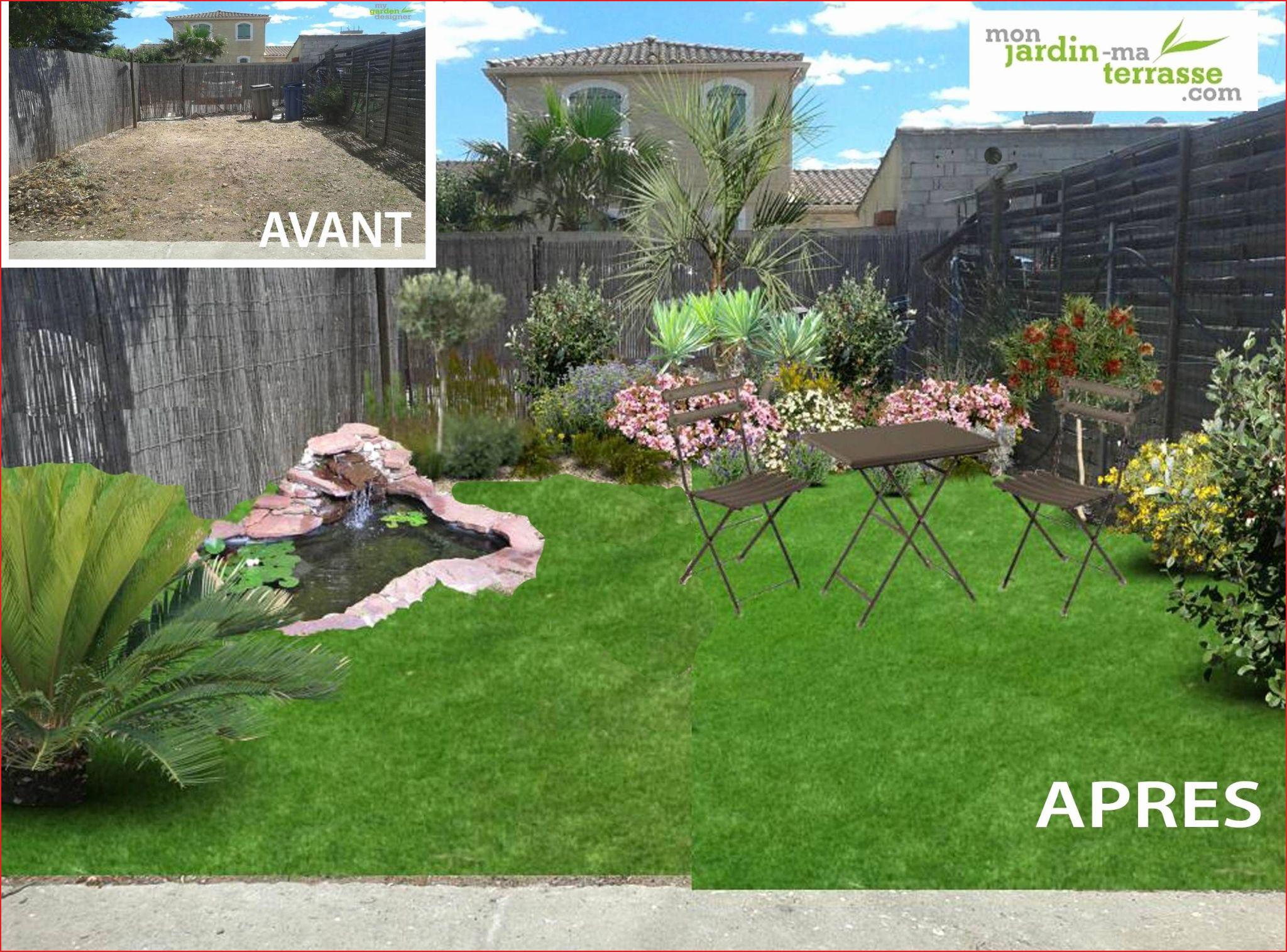 Idées Pour Bassin De Jardin Photos De Jardin Style 527744 ... tout Idée Deco Jardin