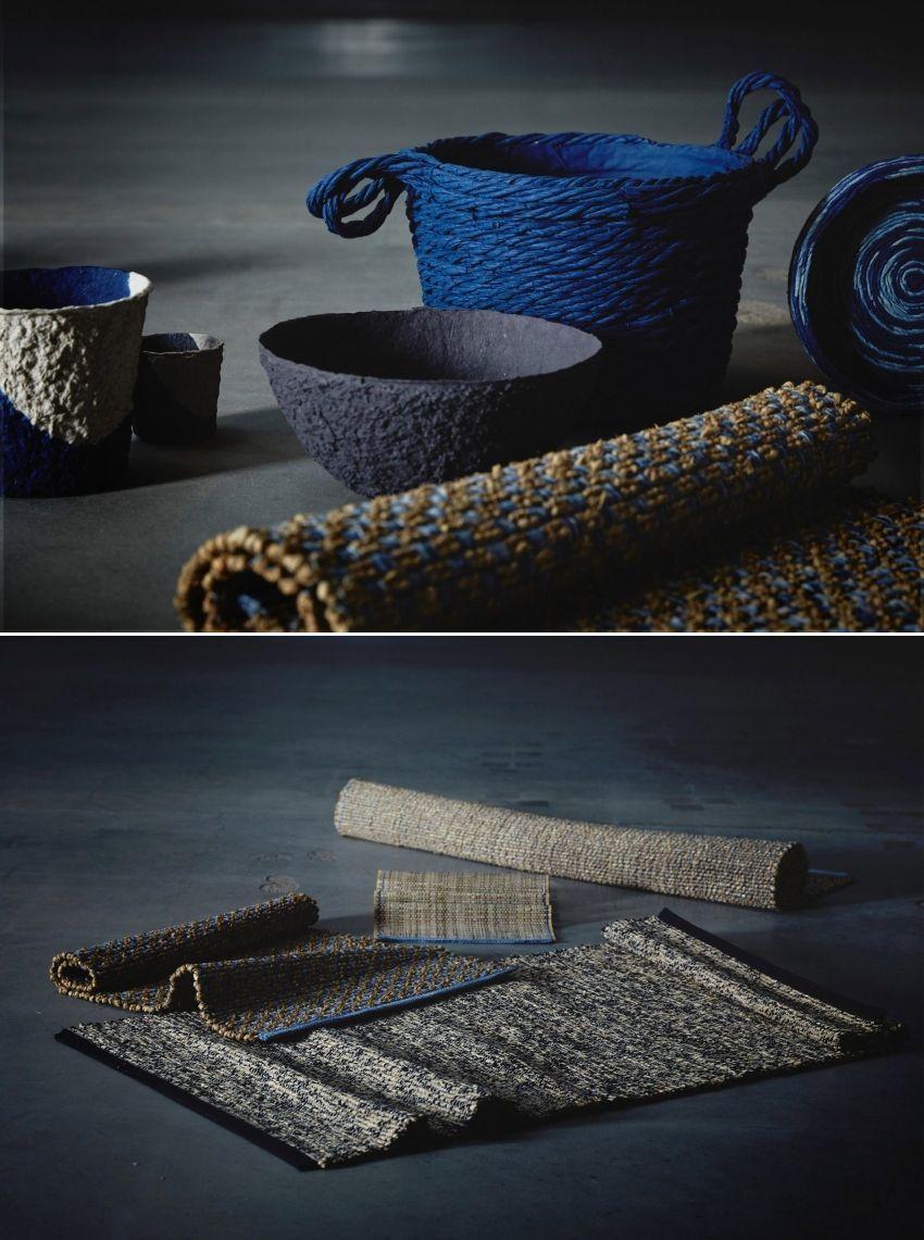 Ikea Förändring: Rice Straw Homeware To Combat Air Pollution ... intérieur Transat Jardin Ikea