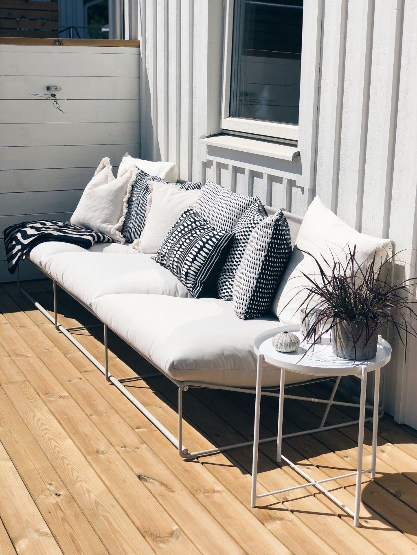 Ikea Havsten - Google-Suche | Ikea Living Room, Patio Design ... à Salon De Jardin Pas Cher Ikea