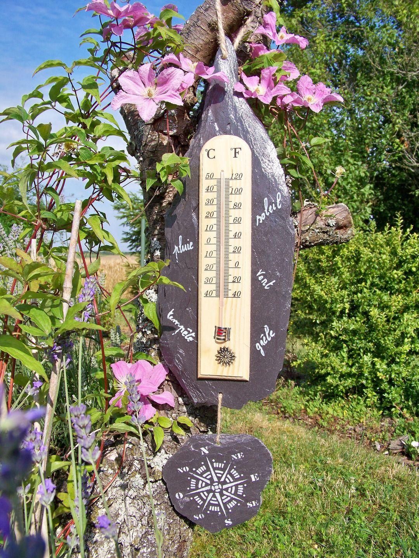 Image Du Tableau Jardinage De Marsiette | Decoration Jardin ... tout Thermometre De Jardin
