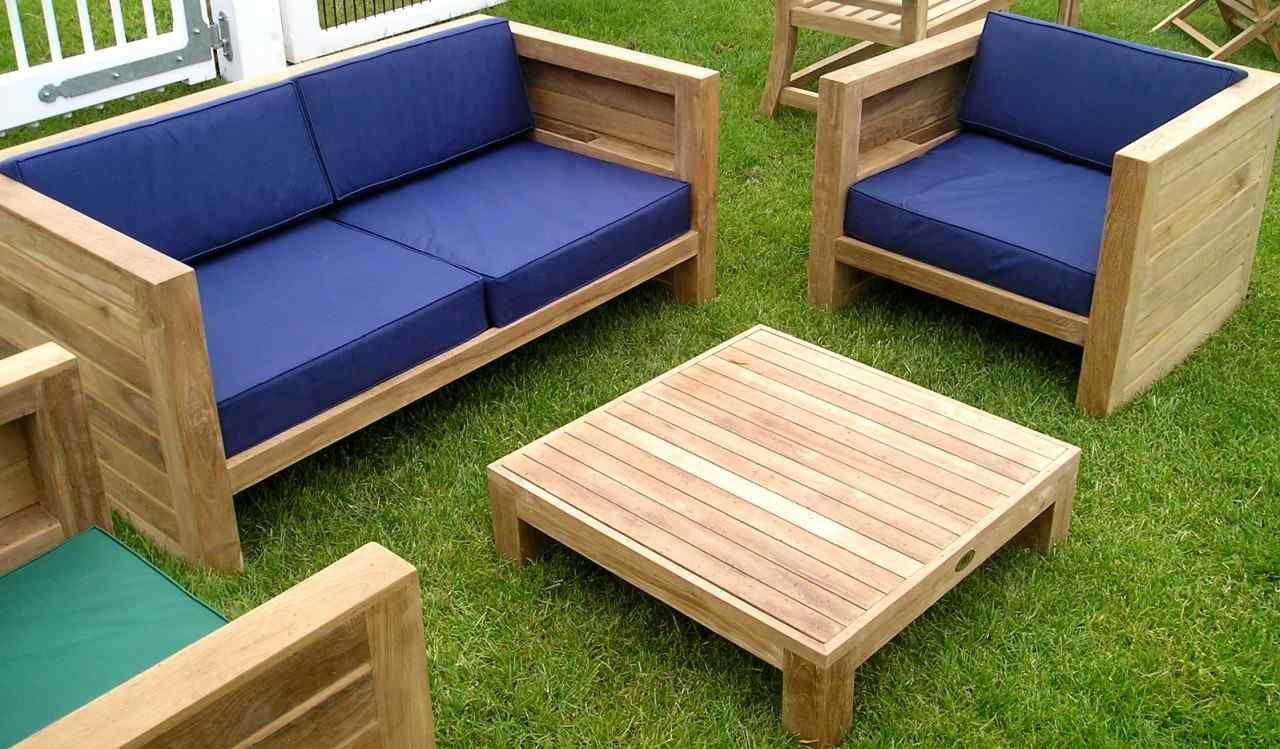 Impressionnant Salon De Jardin Bois Pas Cher | Décoration ... avec Table De Jardin En Bois Pas Cher